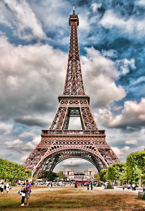 Porque Paris é Paris...
