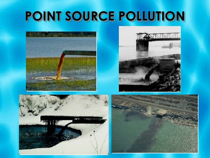 Point Source Pollution Examples Google Search Agr 180 Pinterest