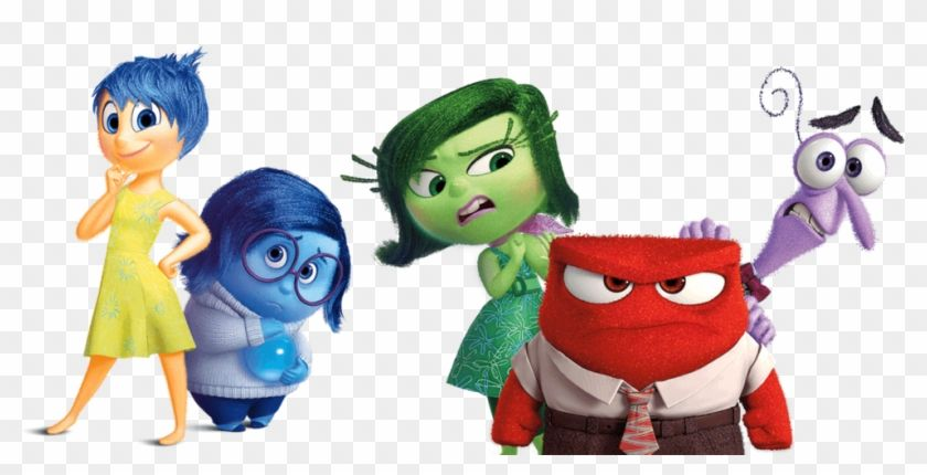 Find Hd Outside Clipart Transparent Inside Out Characters Png Files Png Download To S Inside Out Characters Mickey Mouse Illustration Disney Characters Png