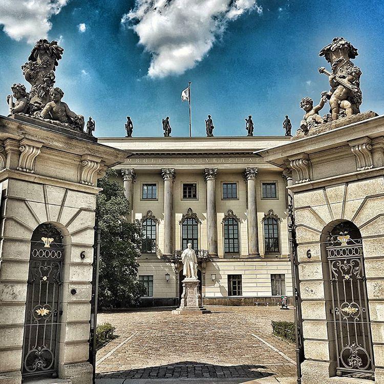Berlintreasures Auf Instagram Humboldt Universitat Zu Berlin