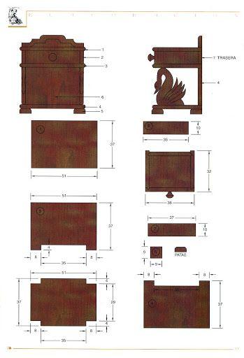 Casas De Muñecas Planos Para Construir Mesas Casas De Muñecas Muebles En Miniatura Casa De Muñecas De Papel