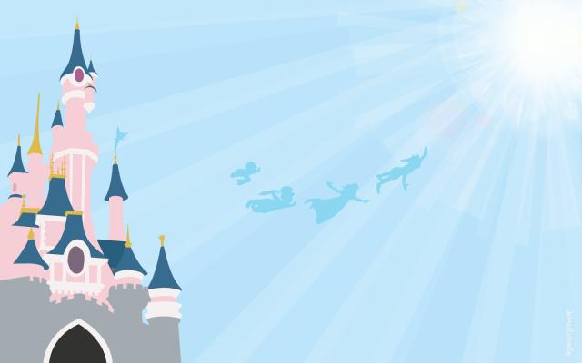 Celebrez La Magie In 2020 Disney Desktop Wallpaper Disney Wallpaper Laptop Wallpaper