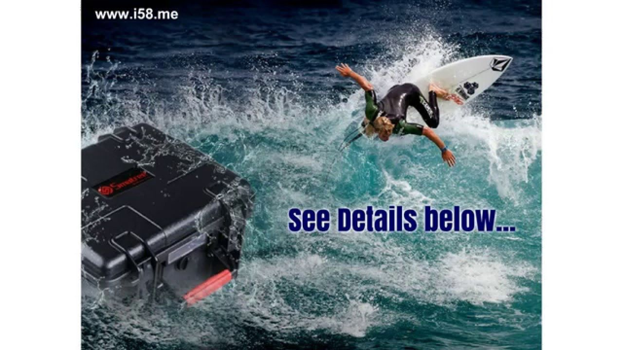 See the Top GoPro Cases available to protect your sports action camera.