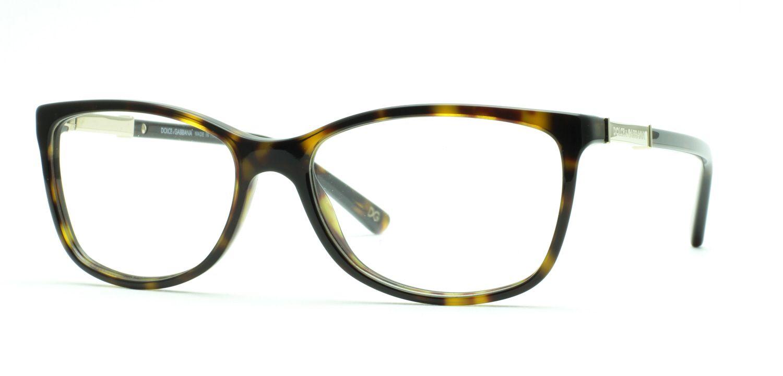 6169ed1ac1 Dolce   Gabbana DG3107 - Logo Plaque Eyeglasses