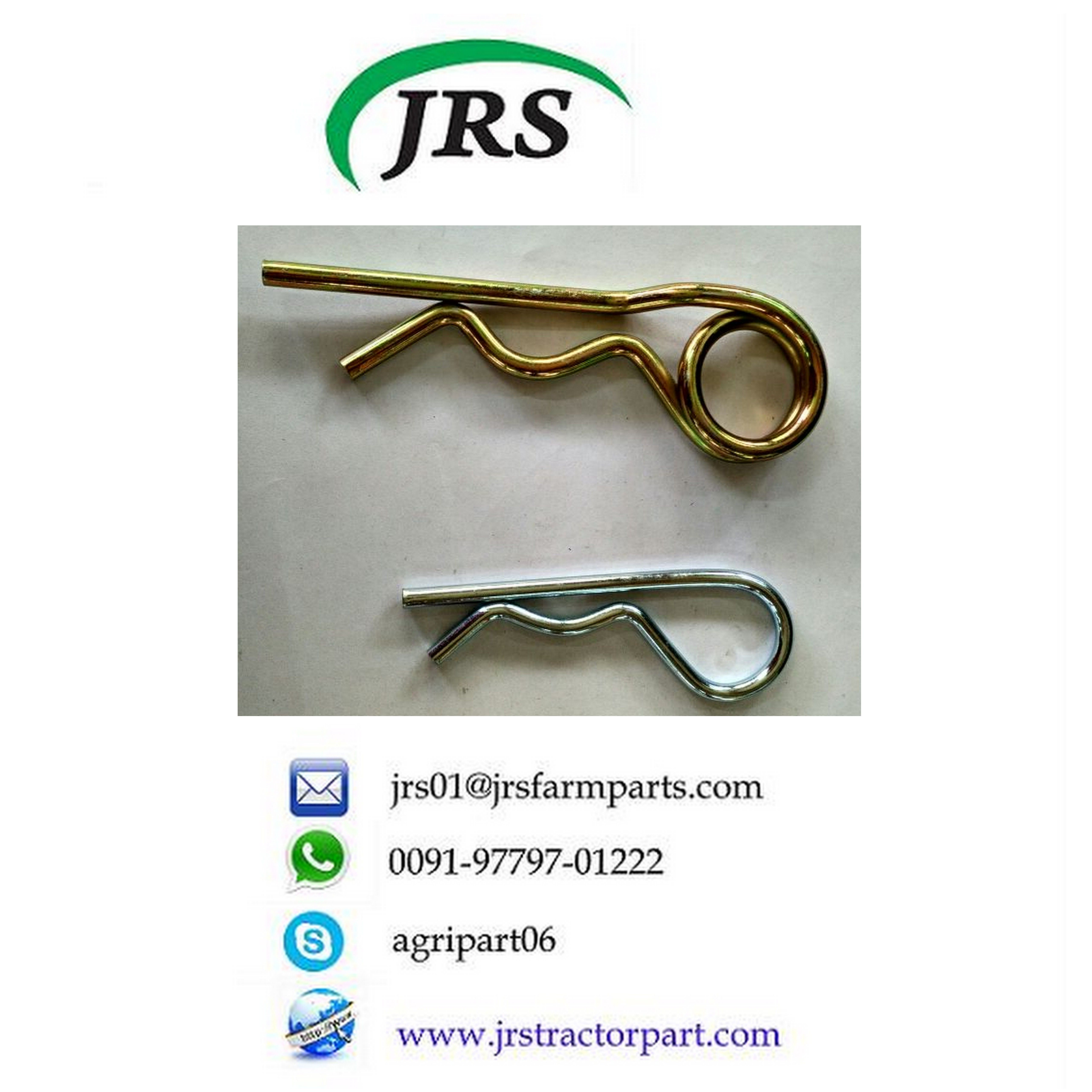 Manufacturer of R pins a tractor linking part | Tractor Linkage Pins ...