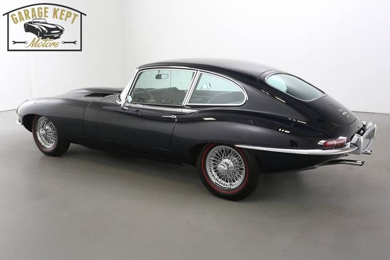 1968 Jaguar E Type 2 2 Coupe In Grand Rapids Mi Garage Kept