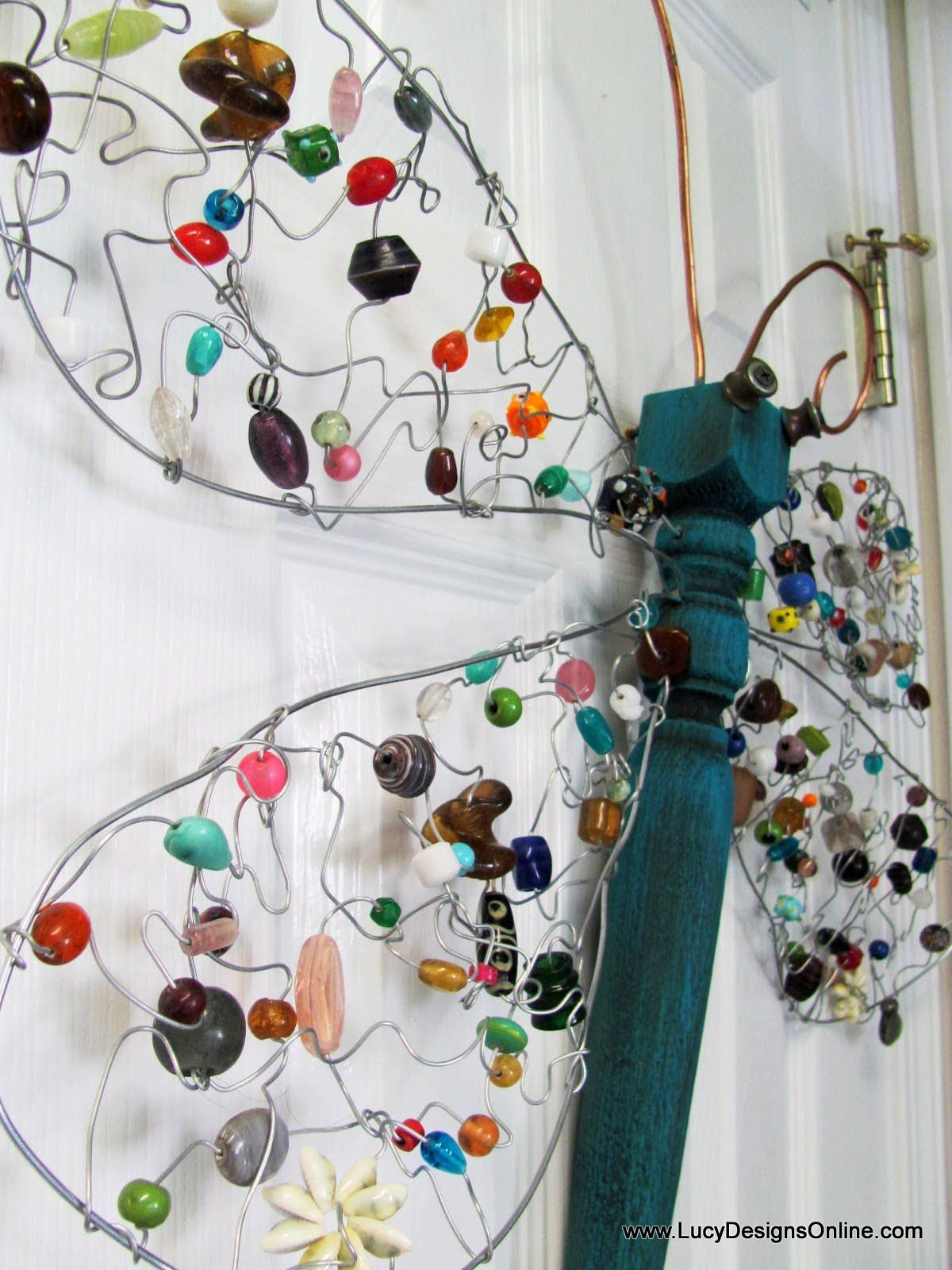 Outstanding Wire And Bead Suncatchers Vignette - Everything You Need ...