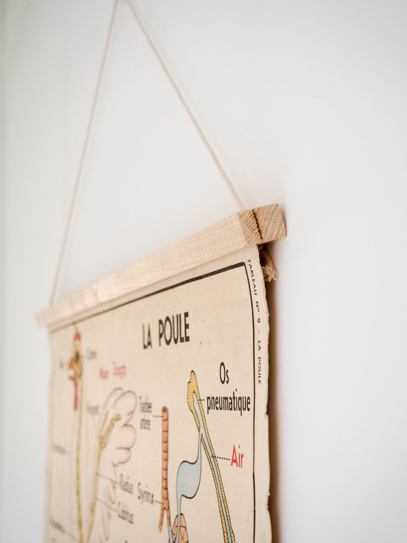 Porte affiche aimanté DIY - magnetic poster frame DIY - magnetic ...