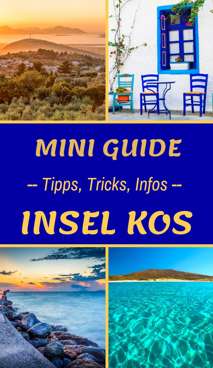 Vacaciones en Kos – guía de viaje de la hermosa isla griega del sol
