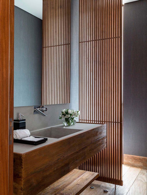 10 Banos De Estilo Japones Para Sumergirte En El Zen Muebles De