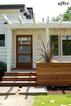 Image result for modern front porch ideas | For the Home ...