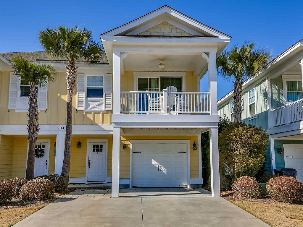 Townhome vacation rental in North Myrtle Beach from VRBO