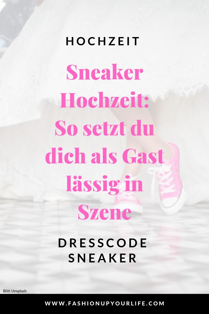 6bc6975b686bdc ... Fashion Up Your Life: Stylingtipps, Outfits und Trends von engelhorn.  Wenn das Brautpaar leger in Sneakern heiratet, muss man sich als Gast  natürlich ...