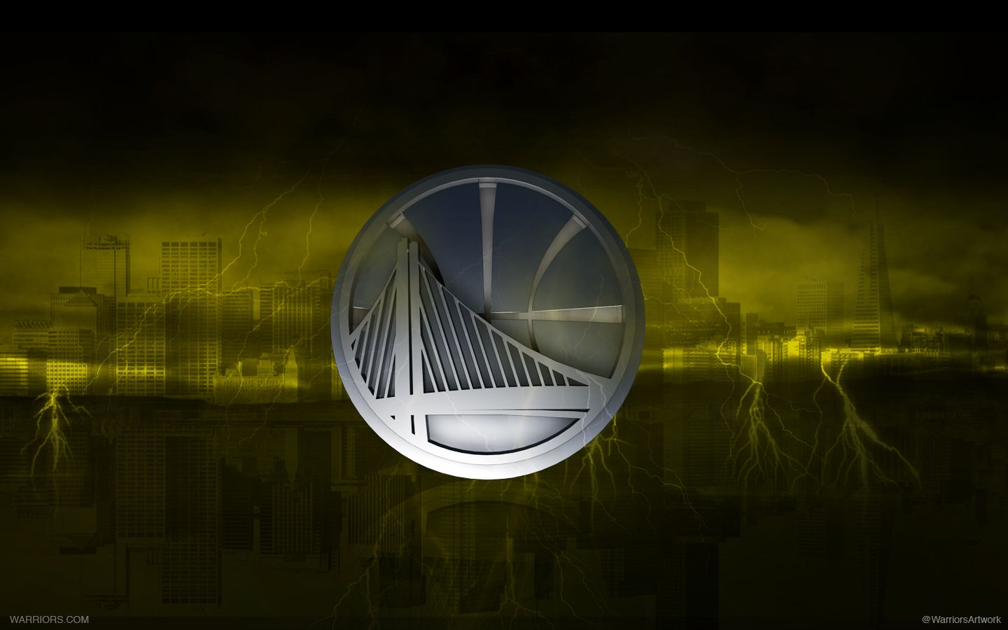 The Bay Area S Team Golden State Warriors Wallpaper Warriors Wallpaper Golden State Warriors Logo