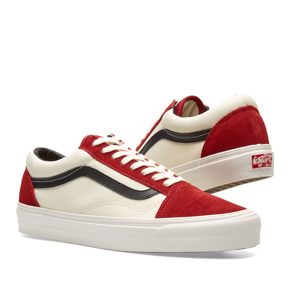 Vans Vault OG Old Skool LX in 2020 | Mens vans shoes