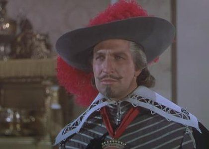 Image result for richelieu in the three musketeers 1948