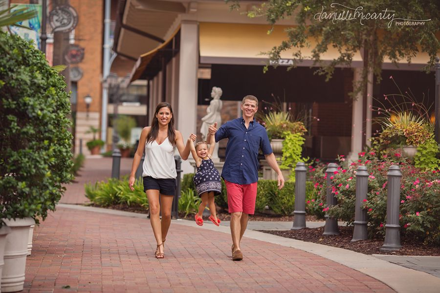 Perkins rowe family portrait session baton rouge