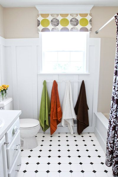 A Bathroom Refresher For 265