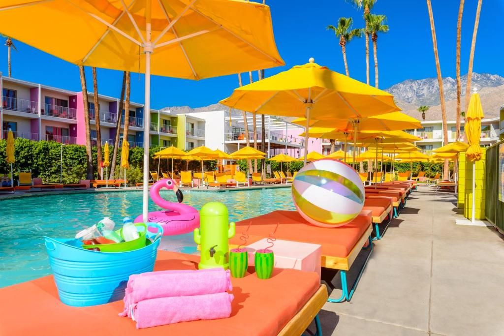 Ideas and inspiration for planning a Palm Springs