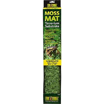Amazing Exo Terra Moss Mat Terrarium Substrate This would be perfect for the crested