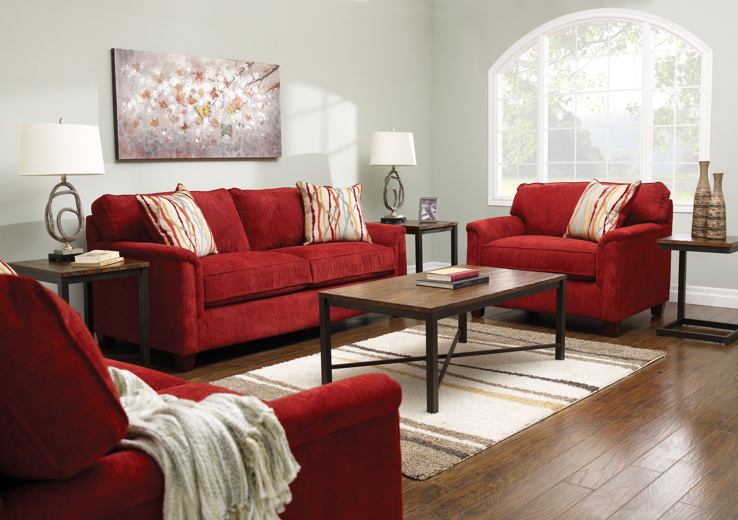 Quot Amazing Quot Scarlet Collection From United Furniture The