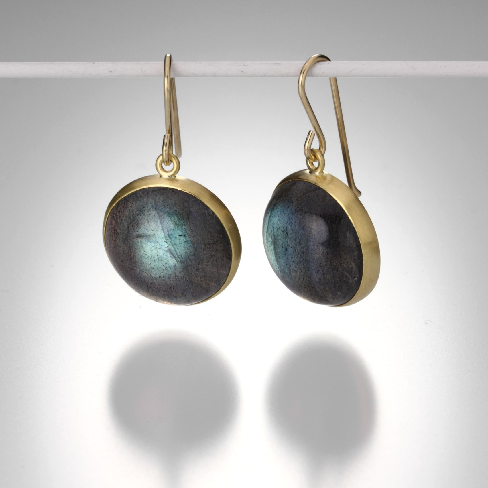 shop sugarman blue karen designs drop labradorite topaz daisy earrings