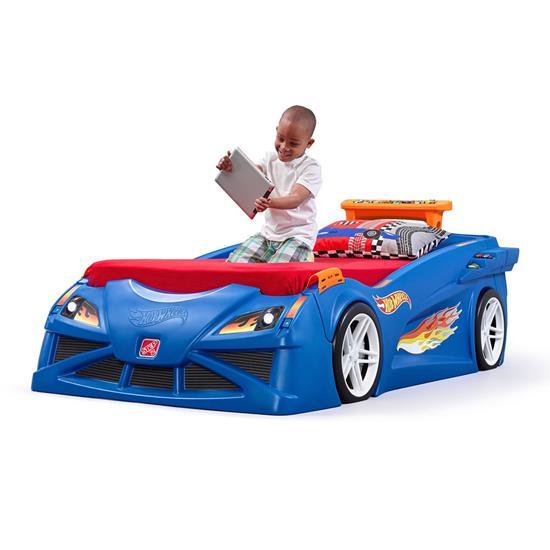 Hot Wheels™ ToddlerToTwin Race Car Bed™ in 2020 Race