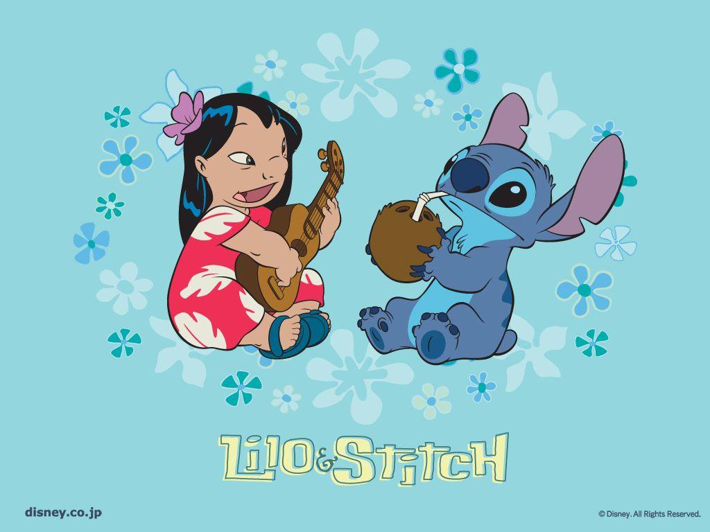 Lilo and Stitch Wallpaper liloandstitch Wallpaper