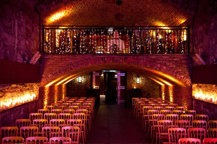 The Caves Is A Wedding Venue In Edinburgh And Lothians