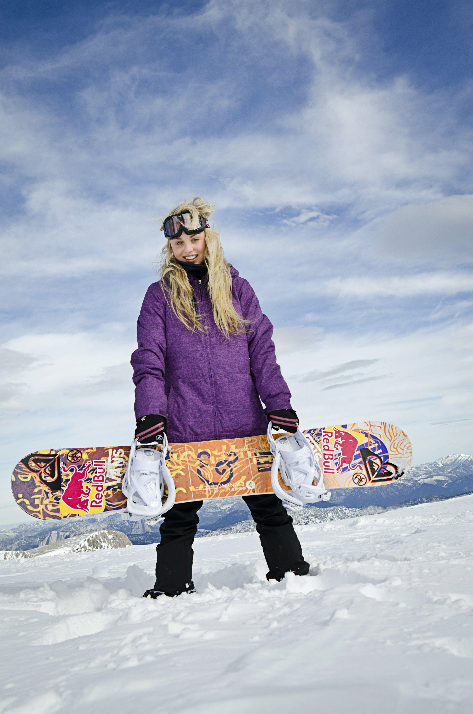 f1102019dd Aimee Fuller British snowboarder. Roxy Snowboard brand and lifestyle Roxy  Snowboard team member Roxy #