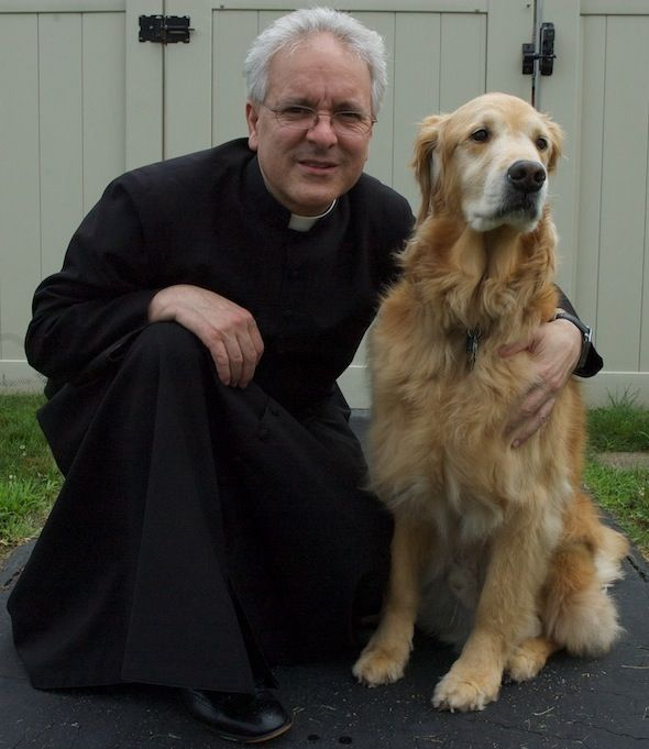 CME: Maybe we should adapt to change and start anointing animals as well, God's creatures