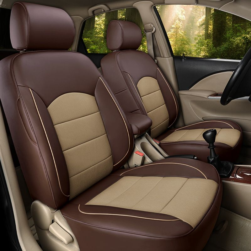 Automotivecar Seat Covers For Bluebird Sunny Pathfinder Pickup Teana Tiida Sylphy Geniss Cefiro X Leather Car Seat Covers Volkswagen Phaeton Leather Car Seats