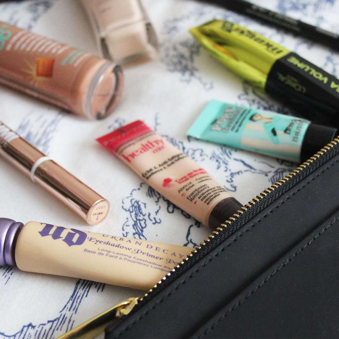How to Organize Your Makeup Bag Makeup yourself, Best
