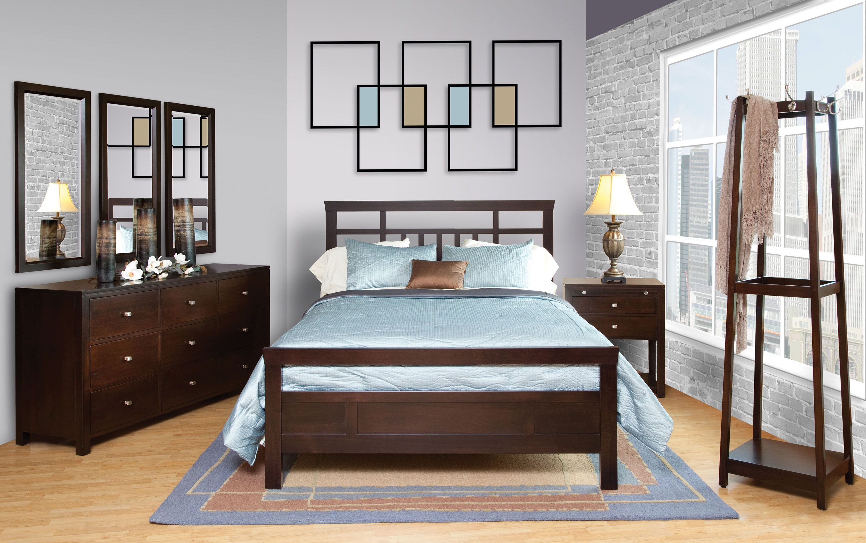 Park Avenue Bedroom Collection | Dutch Haus Custom Furniture ...