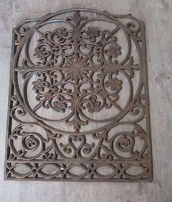 Vintage decorative wrought iron indianmoroccan wall hanginggrille vintage decorative wrought iron indianmoroccan wall hanginggrille garden ppazfo