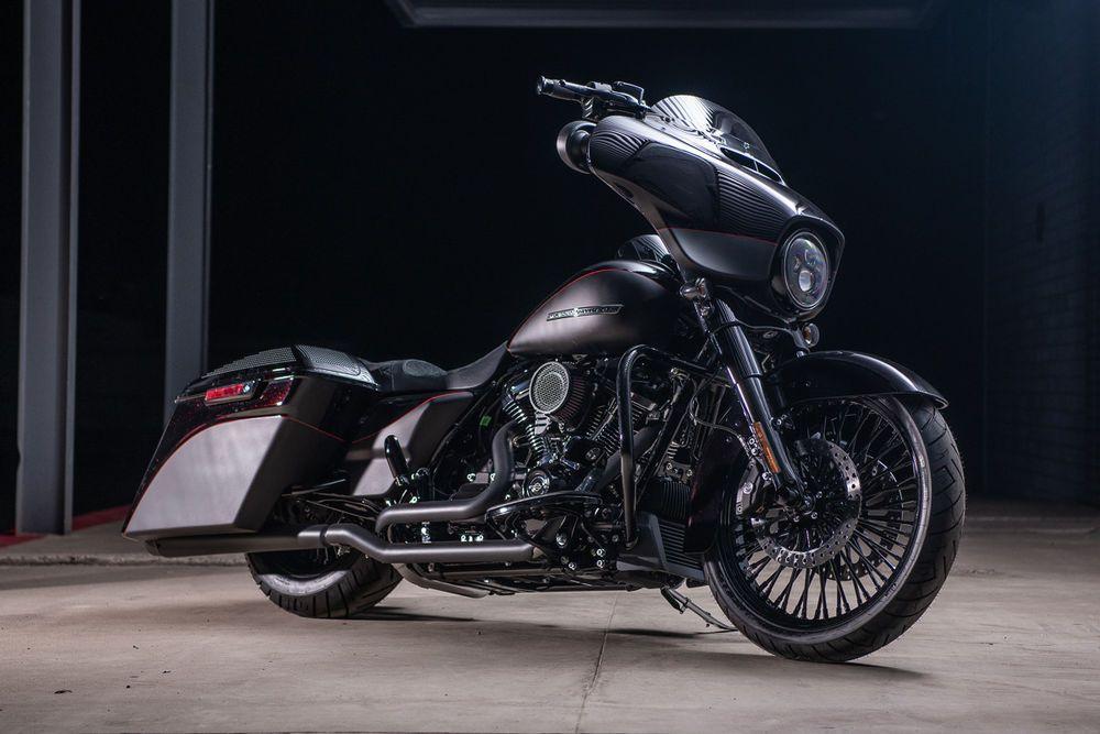 eBay 2018 HarleyDavidson Touring 2018 BRAND NEW Harley