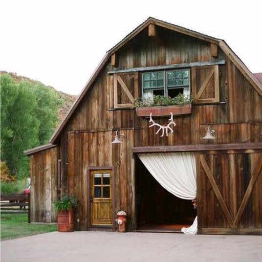 Cute Barn Wedding Traumhaus Bauernhof Haus