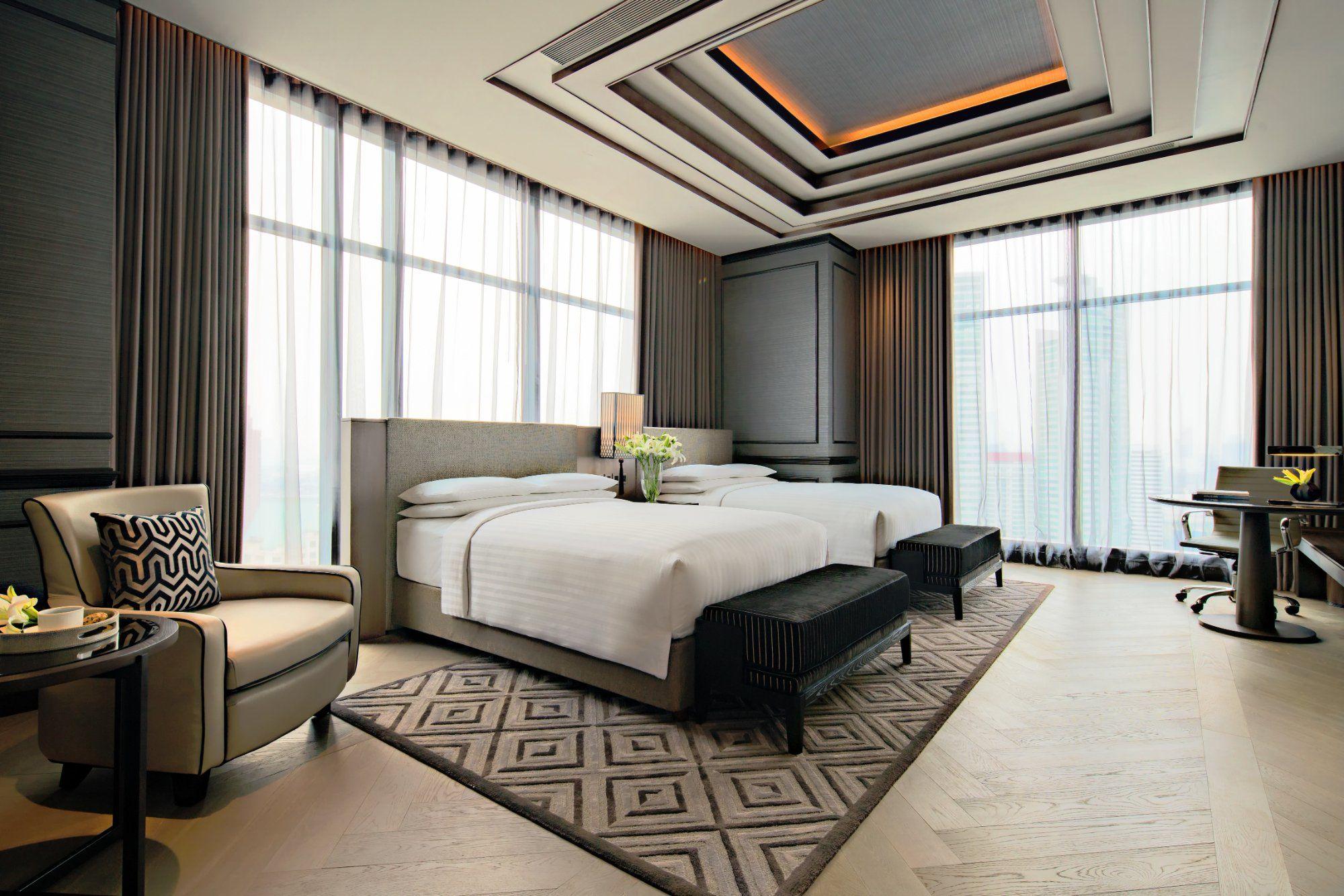 BANGKOK MARRIOTT MARQUIS QUEEN'S PARK: UPDATED 2018 Hotel