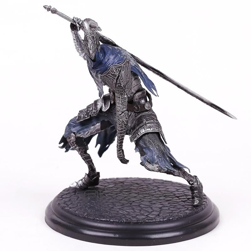 DXF Faraam Knight Dark Souls Artorias The Abysswalker Action Figure Statue Toy