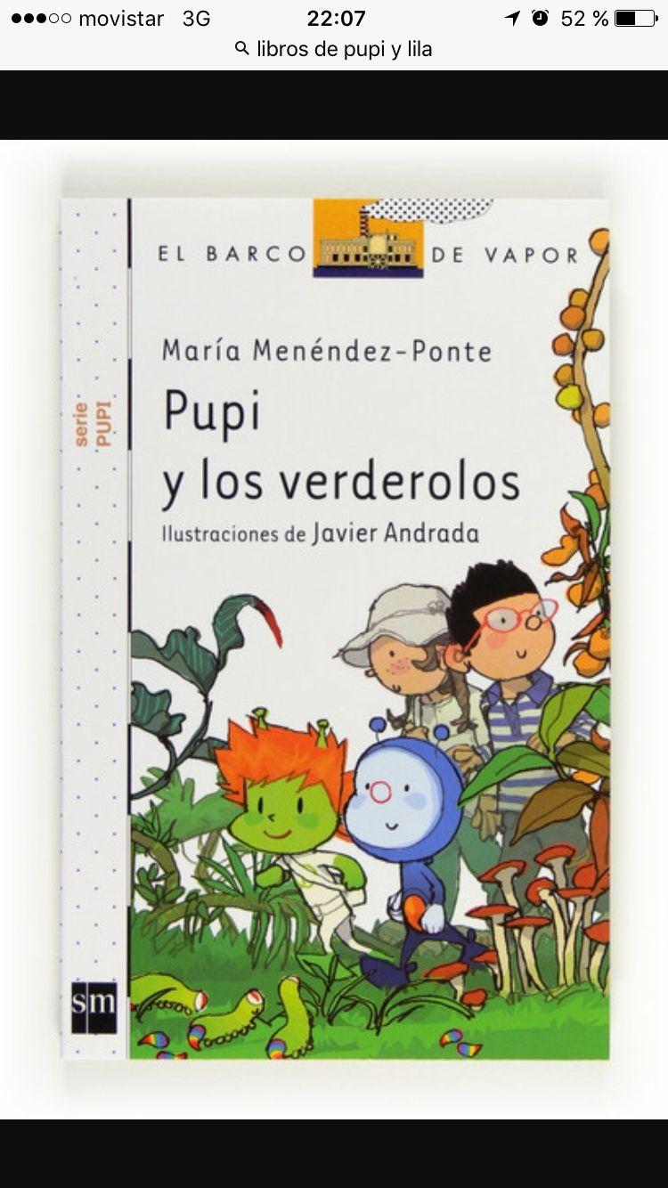 Libro de Pupi