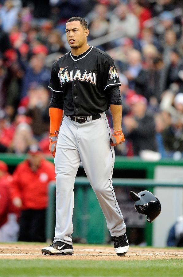 27d9bcf3f Pin by Emma Ingersoll on Giancarlo Stanton