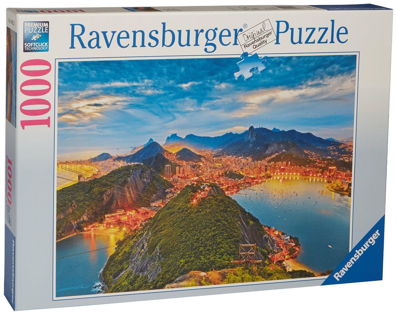 Ravensburger Puzzle Guanabara Bay Rio De Janeiro 1000pcs 19052 Manufacturer Ravensburger Enarxis Code Ravensburger Puzzle Ravensburger Rio De Janeiro