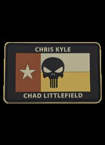 Chris Kyle Chad Littlefield Tan Patch Chris Kyle Morale