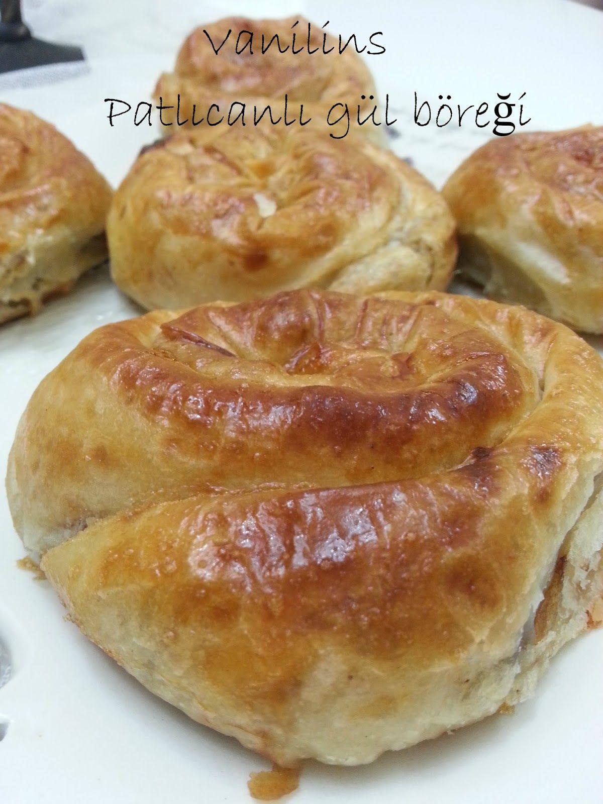 Patlıcanlı Börek Tarifi – videolu tarifler – Yemek Tarifleri