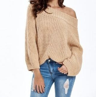 Brush your shoulders off   Riesling Sweater