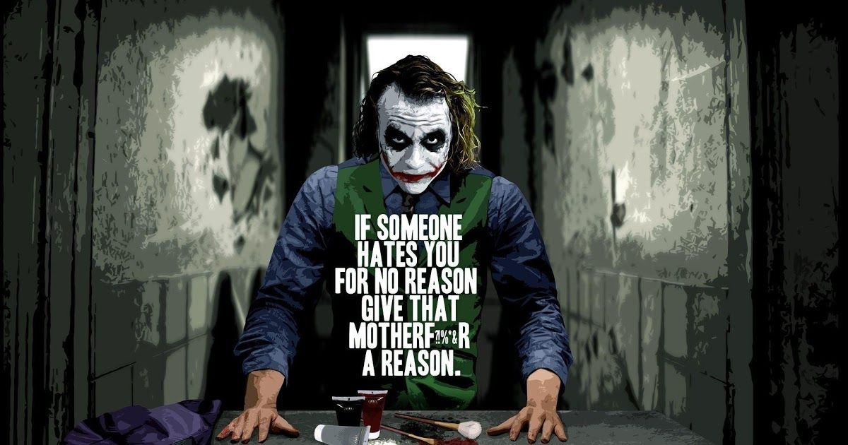 Pin By Vivianolando Ivy On My Saves In 2021 Joker Quotes Joker Quotes Wallpaper Best Joker Quotes