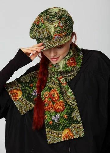 одежда из платка без шитья