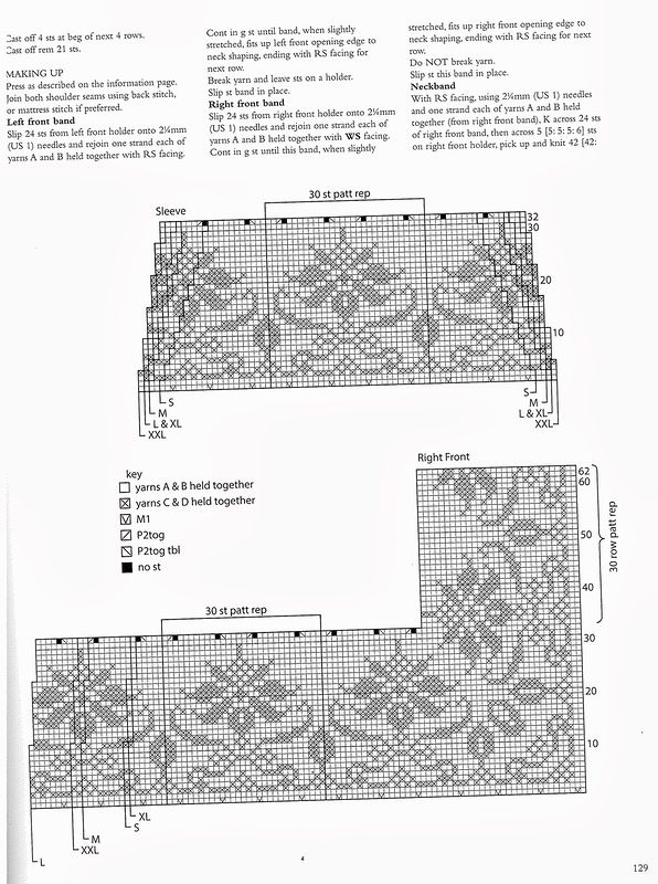 Rowan tricotat & croșetat Magazine №54 2013 | Knitting shrug ...