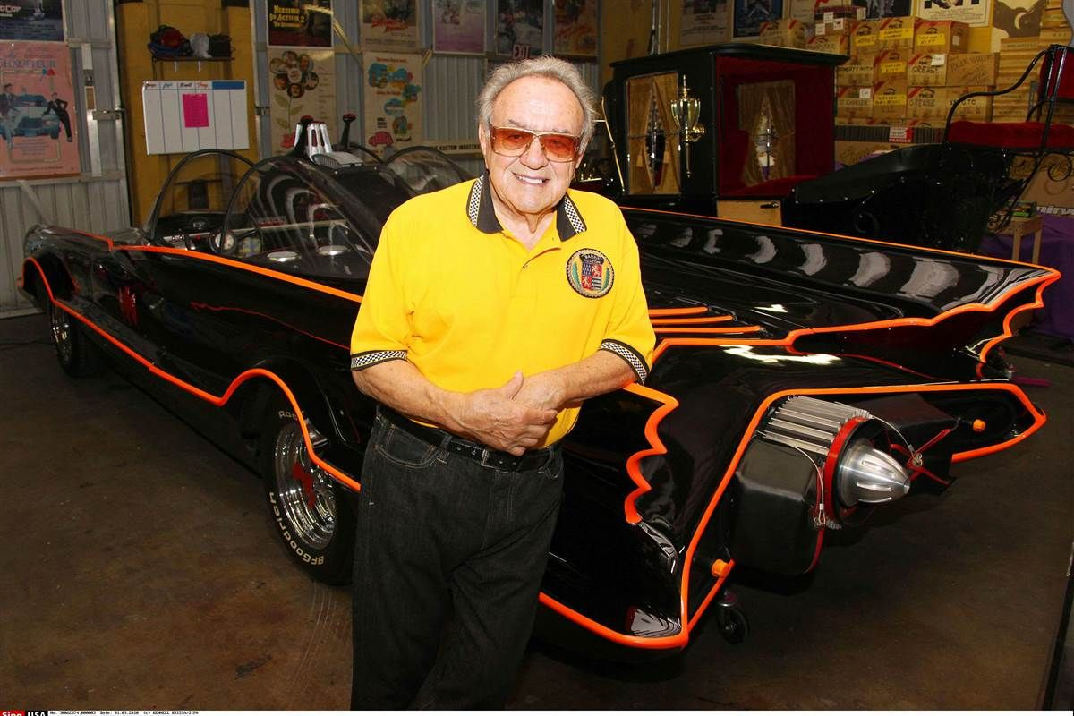 George Barris, Creator of TV\'s Original Batmobile, Dies at 89 ...