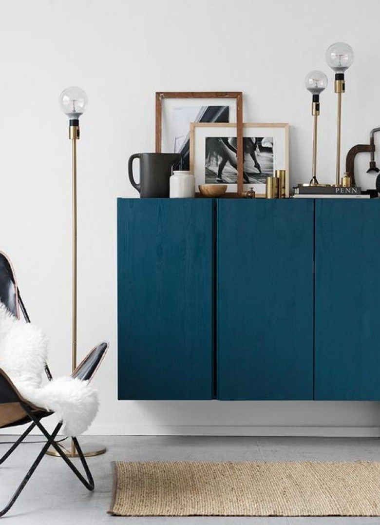 Quelques Id Es Pour Customiser Vos Meubles Ikea Salons  # Meuble Tv Hanna